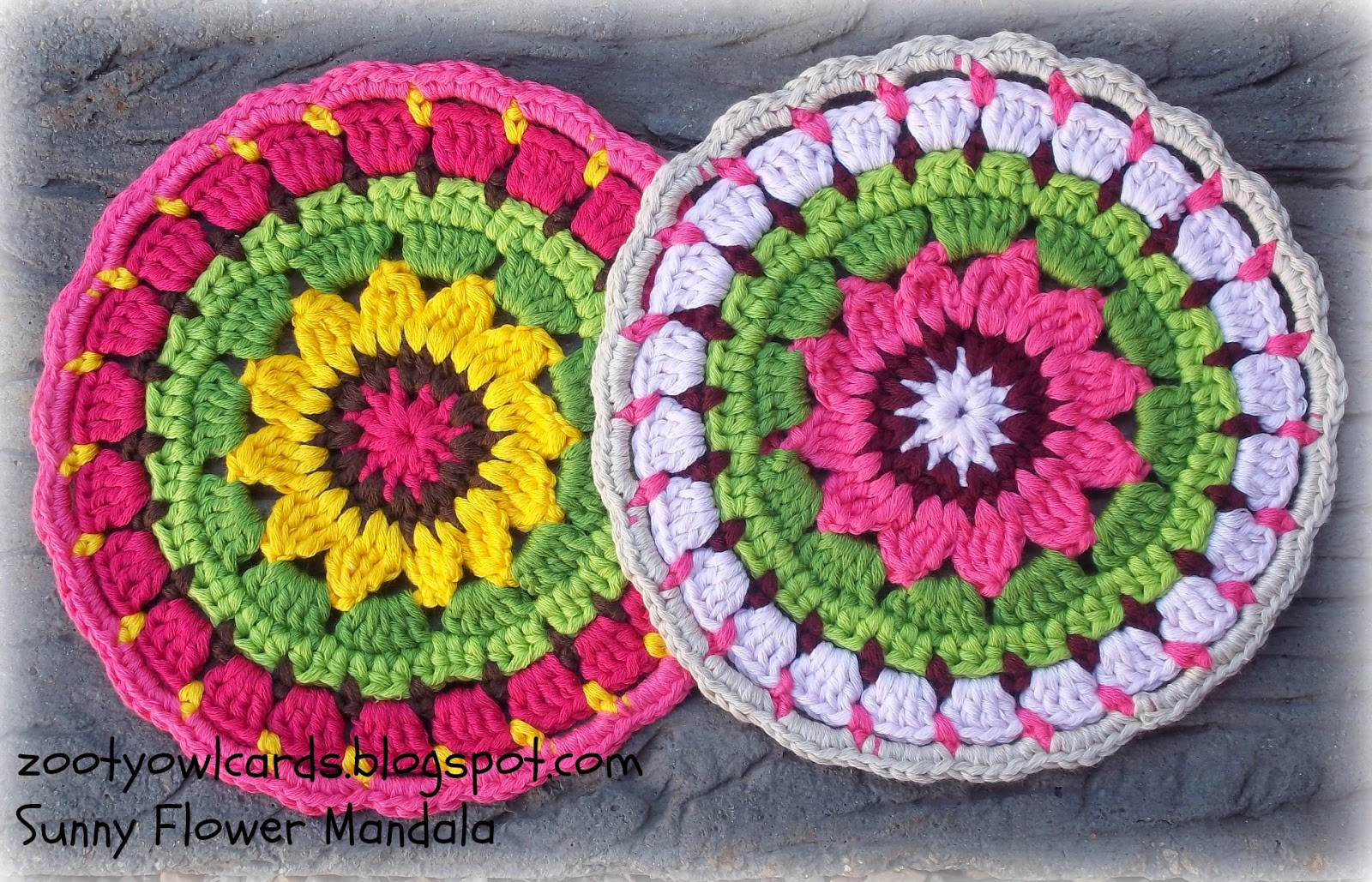 Beautiful Zooty Owl S Crafty Blog Yarndale Mandala Crochet Patterns Of Beautiful 48 Pictures Mandala Crochet Patterns