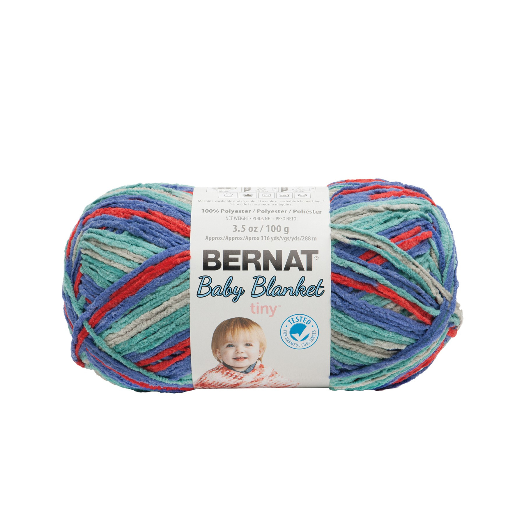 Bernat Baby Blanket Yarn Beautiful Bernat Baby Blanket Tiny 100g Dk Yarn Of Delightful 42 Models Bernat Baby Blanket Yarn
