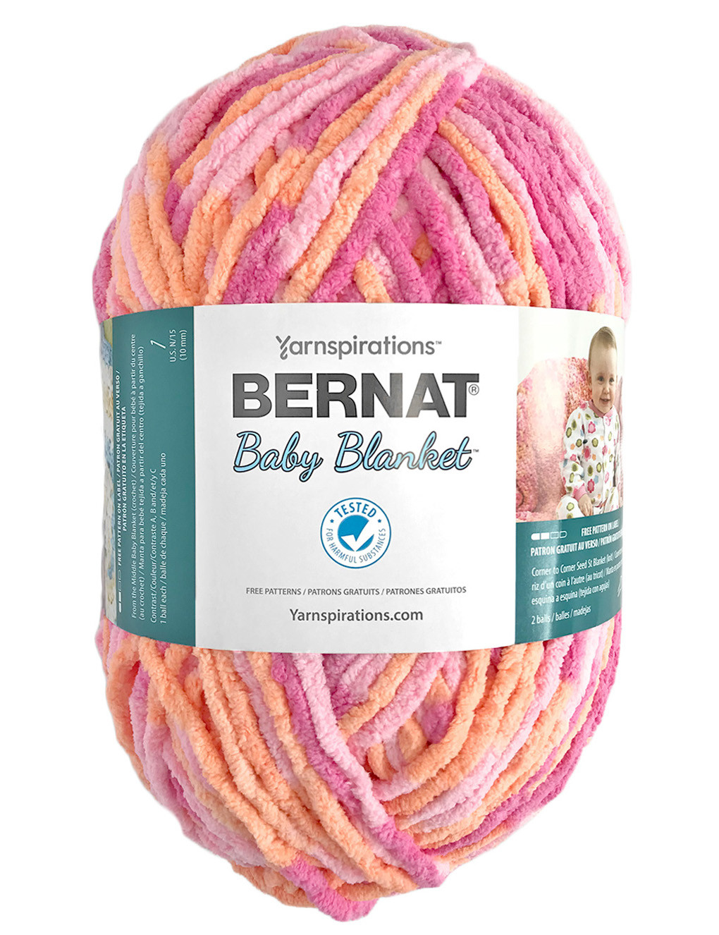 Bernat Baby Blanket Yarn Big Ball Fresh Peachy Bernat Baby Blanket Big Ball Chenille Yarn 300g Of Awesome 48 Pictures Bernat Baby Blanket Yarn Big Ball