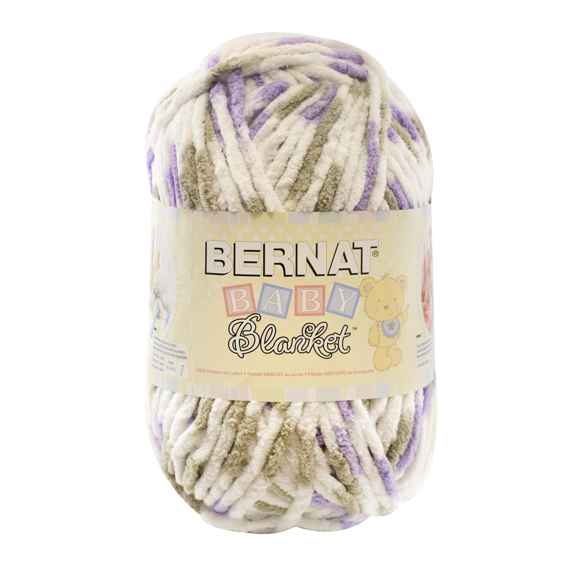 Bernat Blanket Big Ball Knitting Yarn 300g