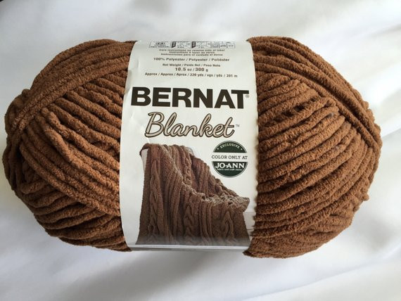 Bernat Big Yarn Inspirational Mink Bernat Blanket Yarn Big 10 5 Oz Skein Bernat Of Fresh 49 Pics Bernat Big Yarn