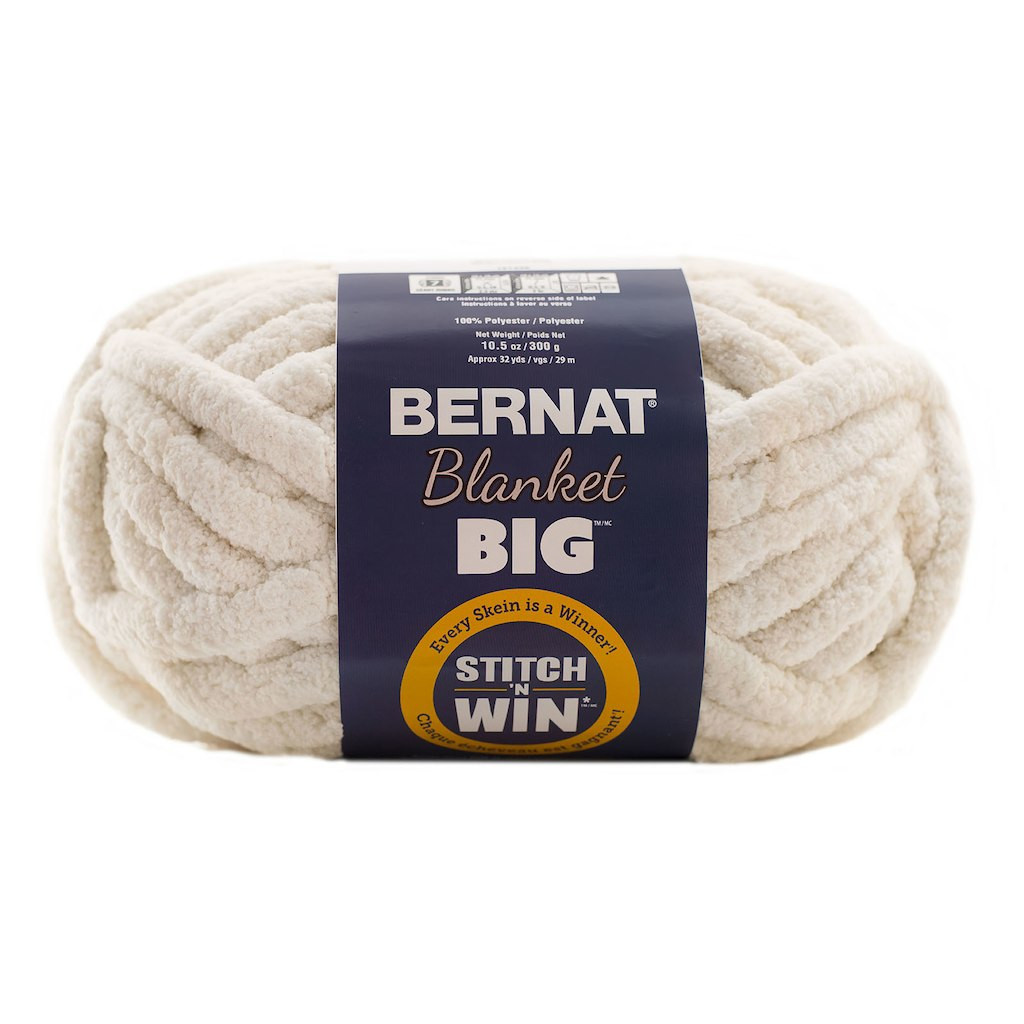 Bernat Big Yarn Luxury Bernat Blanket Big™ Stitch N Win™ Yarn Of Fresh 49 Pics Bernat Big Yarn