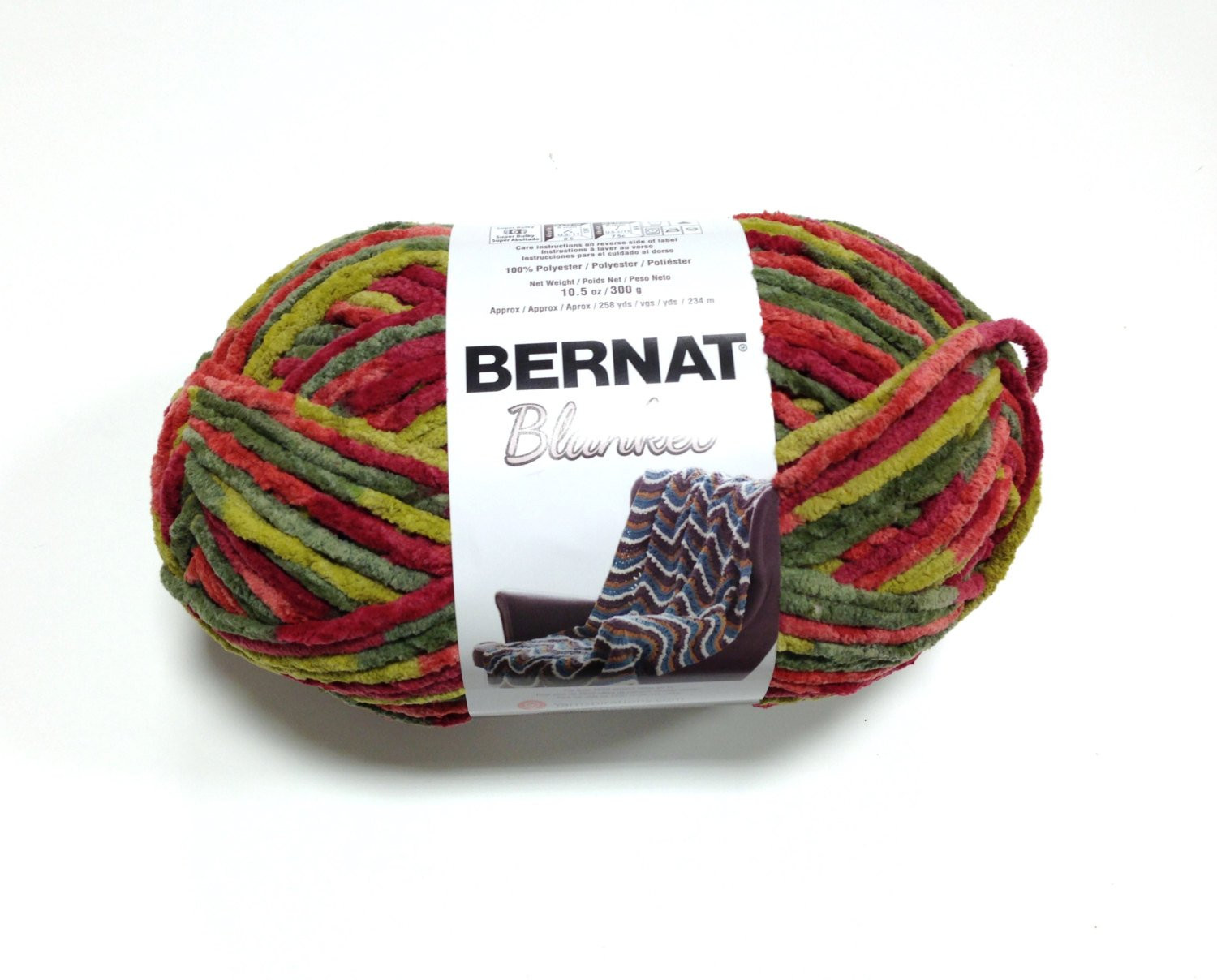 Bernat Big Yarn Unique Bernat Big Blanket Yarn In Harvest Skein 300 Grams New Of Fresh 49 Pics Bernat Big Yarn