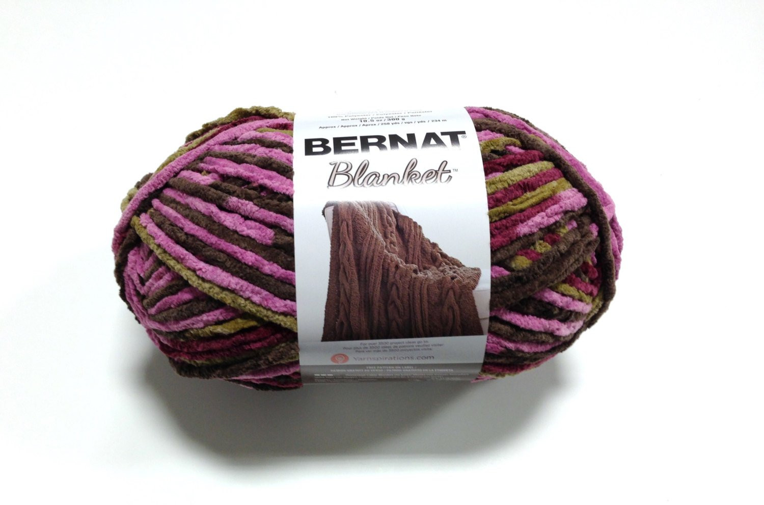 Bernat Big Yarn Unique Bernat Big Blanket Yarn Plum Chutney Skein 300 Grams New Of Fresh 49 Pics Bernat Big Yarn