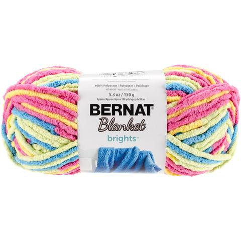 Bernat Blanket Brights Awesome Bernat Blanket Brights Yarn Sweet & sour Variegated Of Amazing 42 Pictures Bernat Blanket Brights