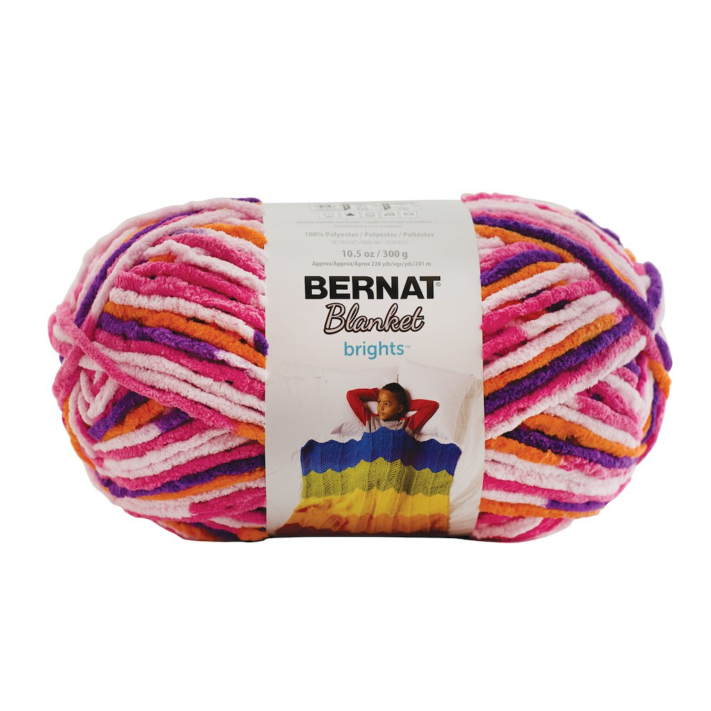 Bernat Blanket Brights Best Of Bernat Blanket Brights™ Yarn Of Amazing 42 Pictures Bernat Blanket Brights