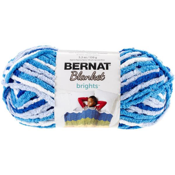 Bernat Blanket Brights Best Of Bernat Blanket Brights Yarn Waterslide Variegated Of Amazing 42 Pictures Bernat Blanket Brights