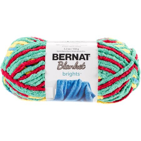 Bernat Blanket Brights New Bernat Blanket Brights Yarn Rainbow Shine Variegated Of Amazing 42 Pictures Bernat Blanket Brights