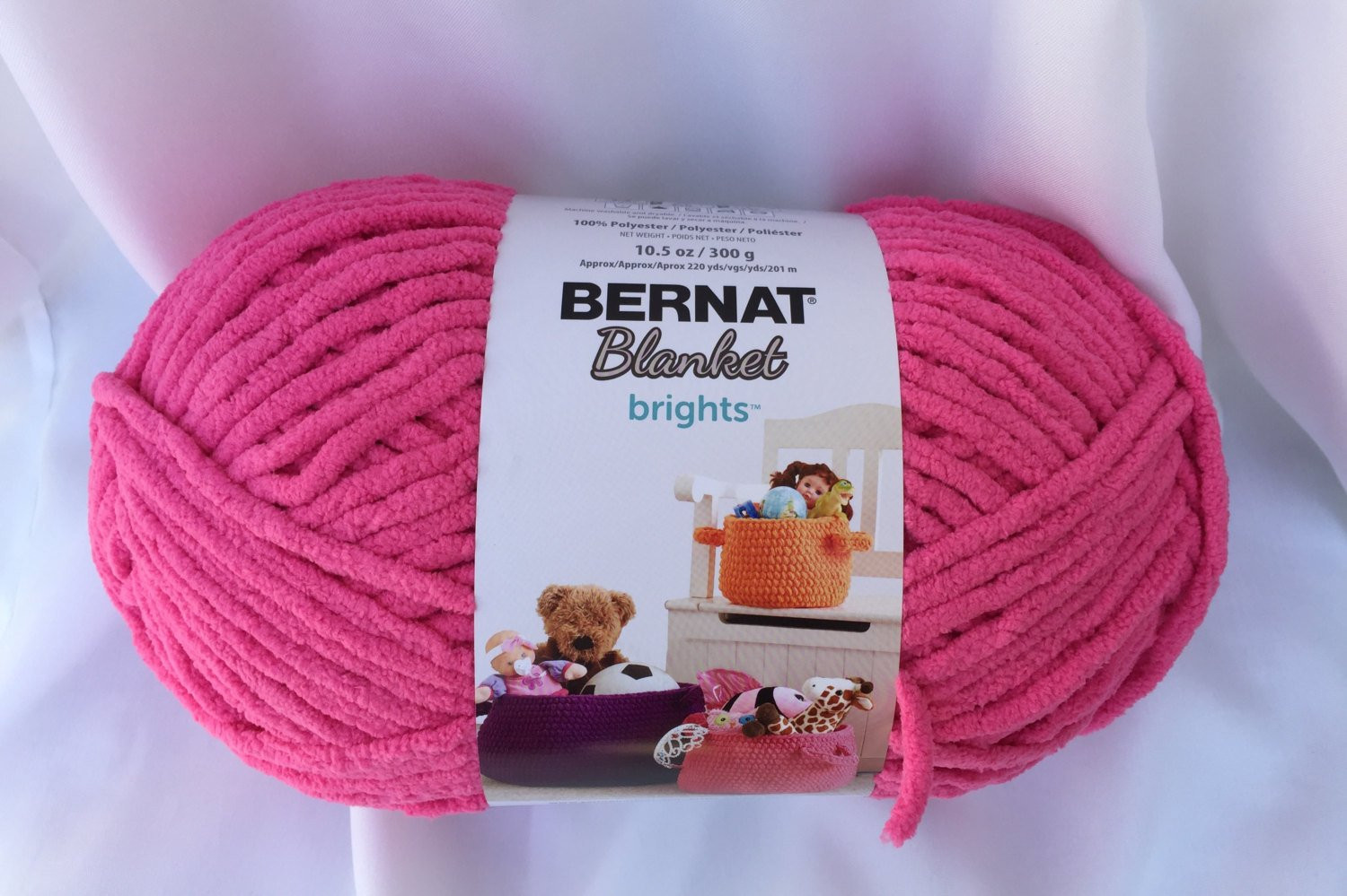 Bernat Blanket Brights Unique Bernat Blanket Brights Pixie Pink Yarn Big 10 5 Oz Of Amazing 42 Pictures Bernat Blanket Brights