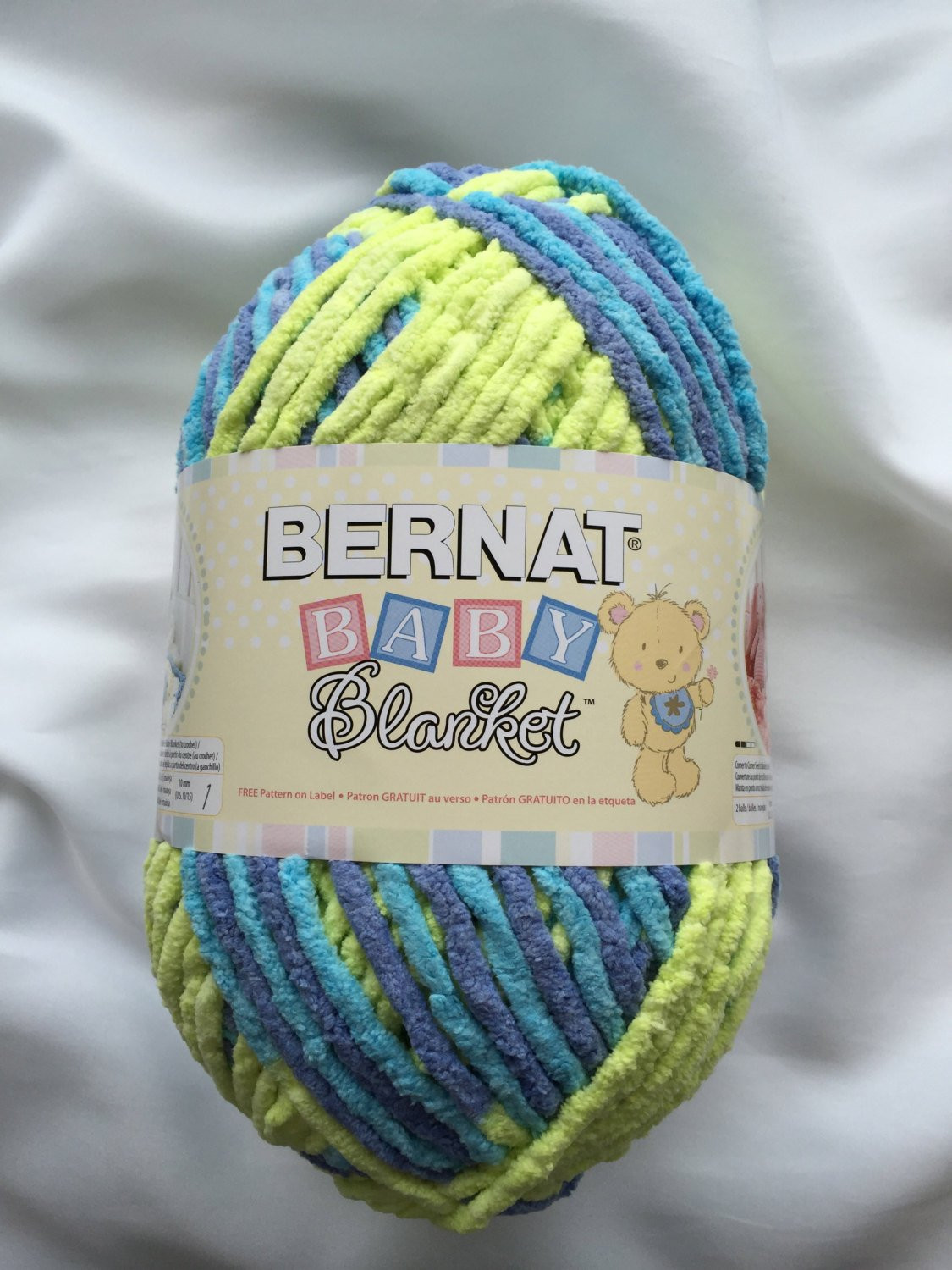 Bernat Blanket Yarn Awesome Handsome Guy Bernat Baby Blanket Yarn 10 5 Oz Of Beautiful 42 Models Bernat Blanket Yarn