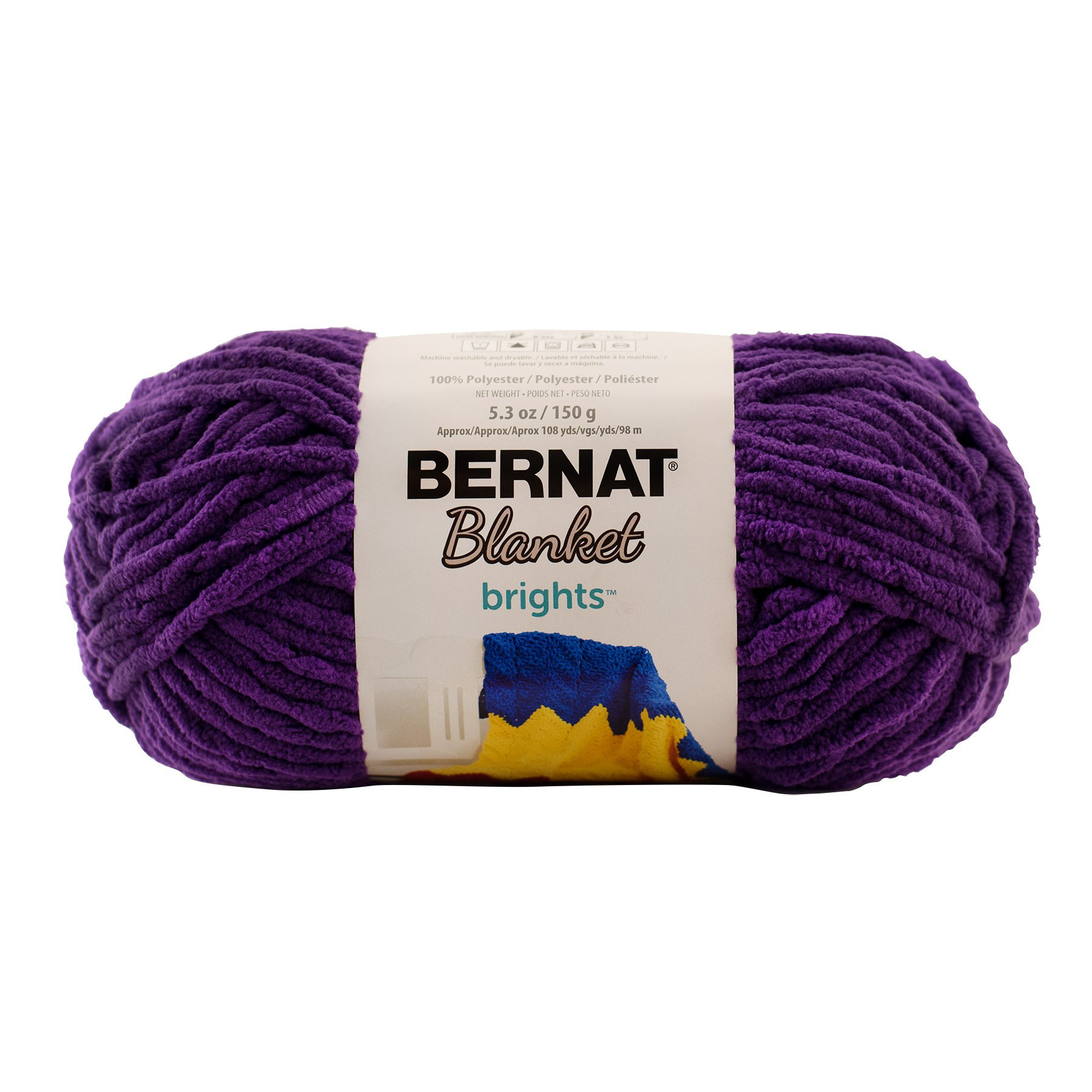 Bernat Blanket Yarn Best Of Bernat Blanket Brights Knitting Yarn 150g Of Beautiful 42 Models Bernat Blanket Yarn