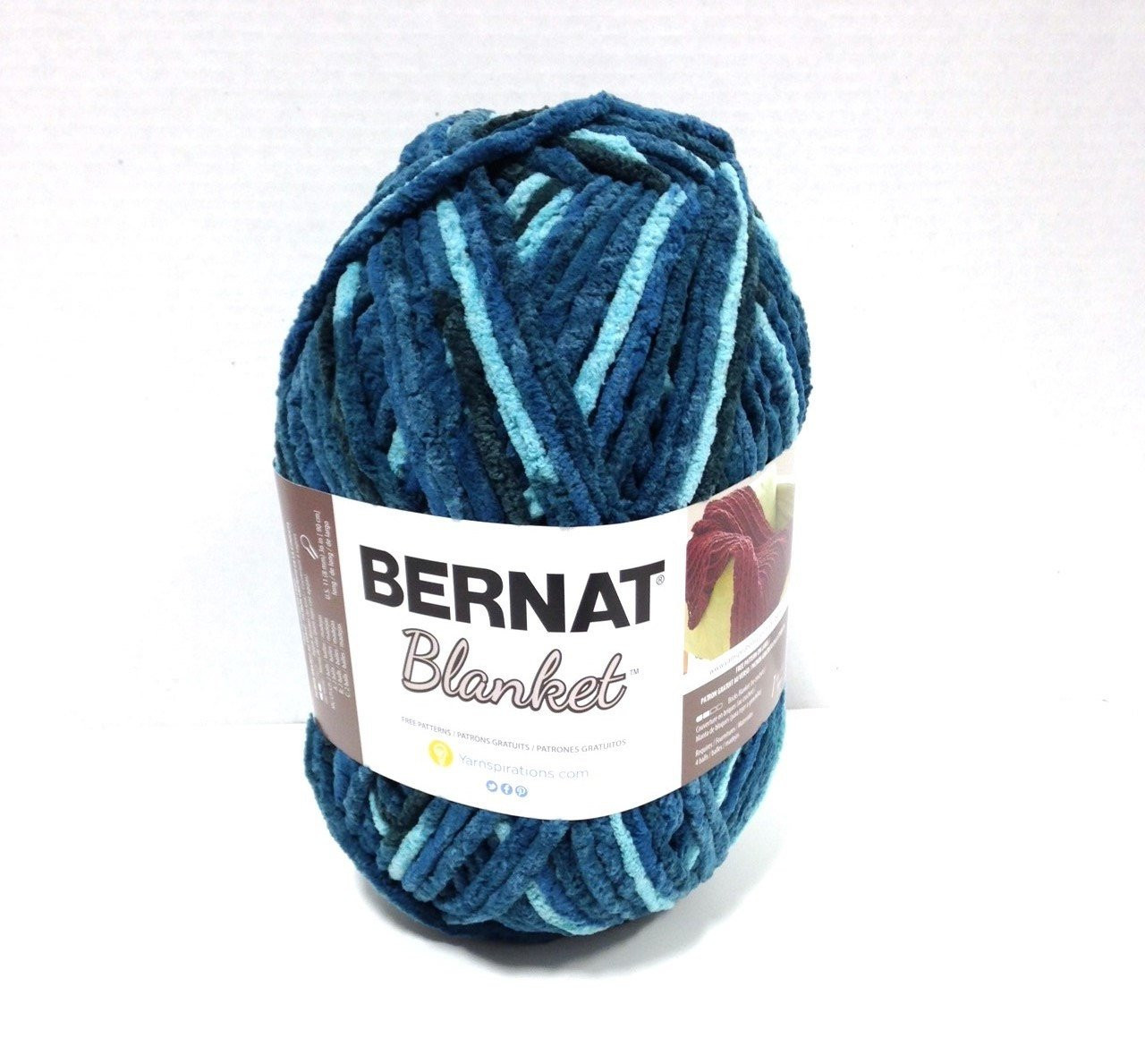Bernat Blanket Yarn Best Of Bernat Blanket Yarn In Teal Dreams 300 Gram Ball New Of Beautiful 42 Models Bernat Blanket Yarn