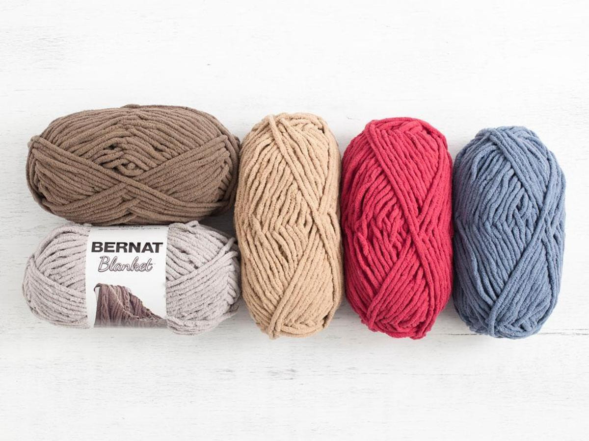 Bernat Blanket Yarn Best Of Fiber Flux Free Crochet Pattern Snow Berries Throw Of Beautiful 42 Models Bernat Blanket Yarn