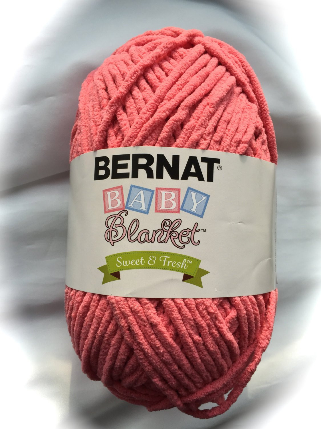 Bernat Blanket Yarn Fresh Coral Crocus Bernat Baby Blanket Sweet & Fresh Yarn Big Of Beautiful 42 Models Bernat Blanket Yarn