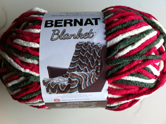 Bernat Blanket Yarn New Holiday Ombre Bernat Blanket Yarn Color Big 10 5oz Of Beautiful 42 Models Bernat Blanket Yarn