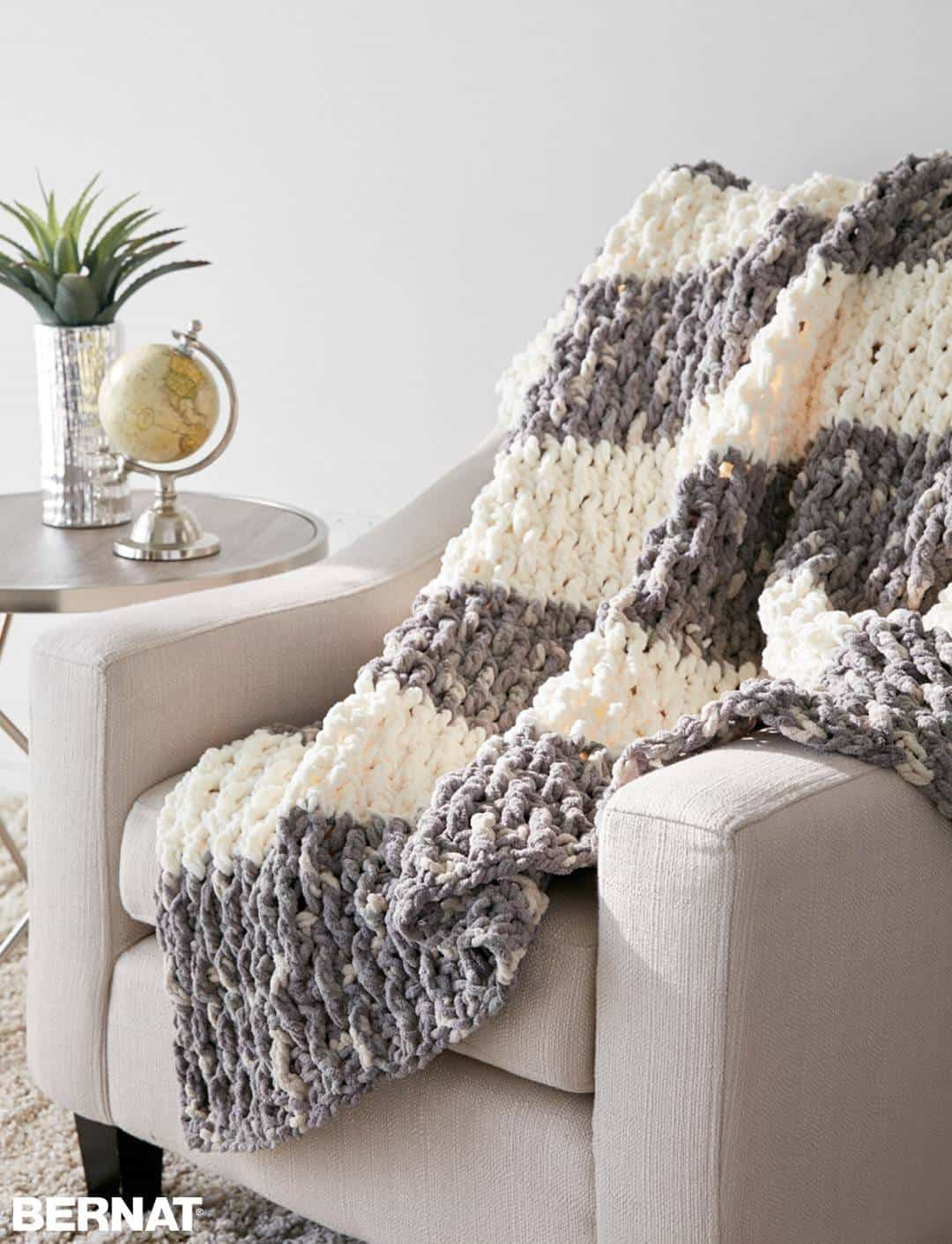 Bernat Blanket Yarn Patterns Beautiful 20 Awesome Crochet Blanket Patterns for Beginners Ideal Me Of New 42 Photos Bernat Blanket Yarn Patterns