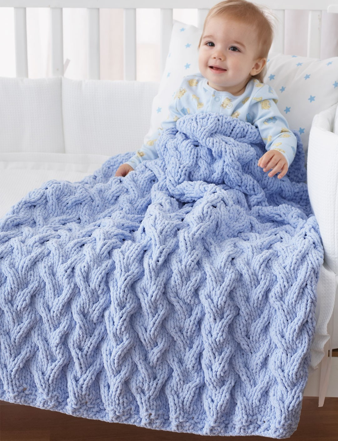 Bernat Blanket Yarn Patterns Unique Bernat Baby Blanket Super Bulky Yarn Crochet Patterns Of New 42 Photos Bernat Blanket Yarn Patterns