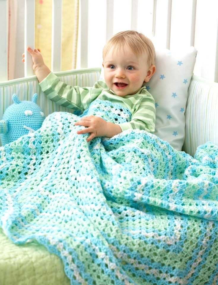 Bernat Crochet Baby Blanket Unique Yarnspirations Bernat Shell Stitch Blanket Of Wonderful 44 Models Bernat Crochet Baby Blanket