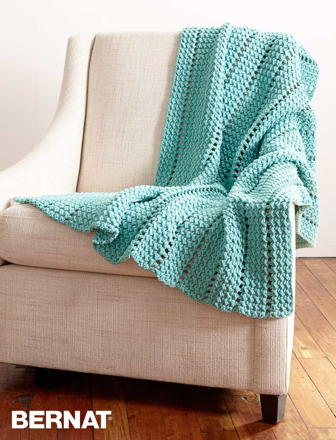 Bernat Crochet Blanket Awesome Bernat Eyelets and Textures Blanket Crochet Pattern Of Incredible 49 Images Bernat Crochet Blanket