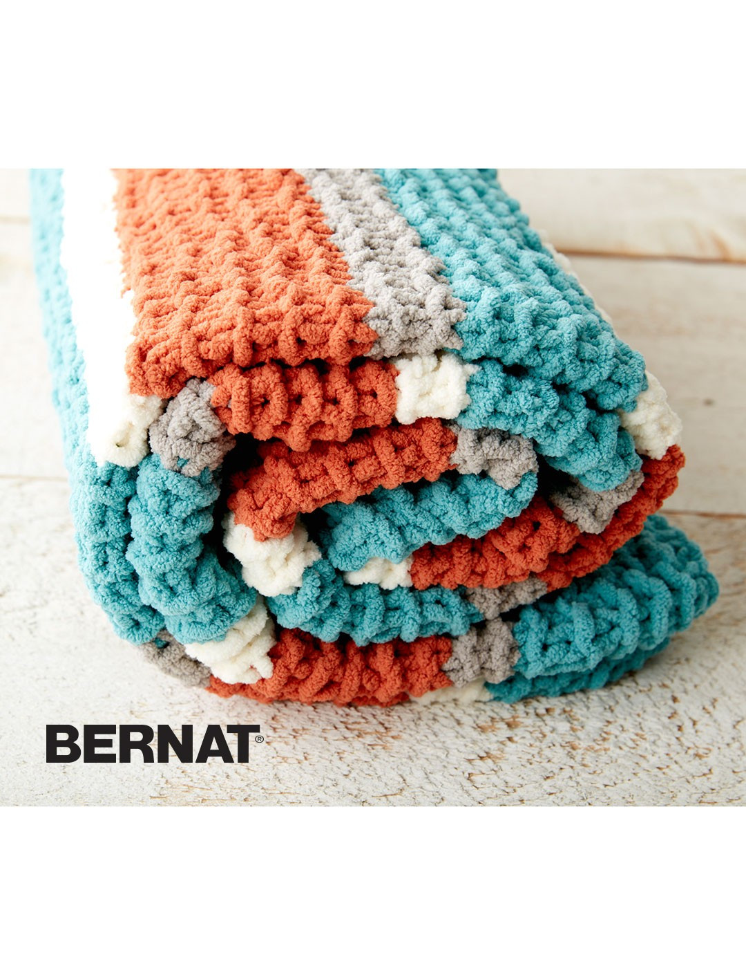 Bernat Crochet Blanket Fresh Bernat Get Fresh Throw Knit Pattern Of Incredible 49 Images Bernat Crochet Blanket