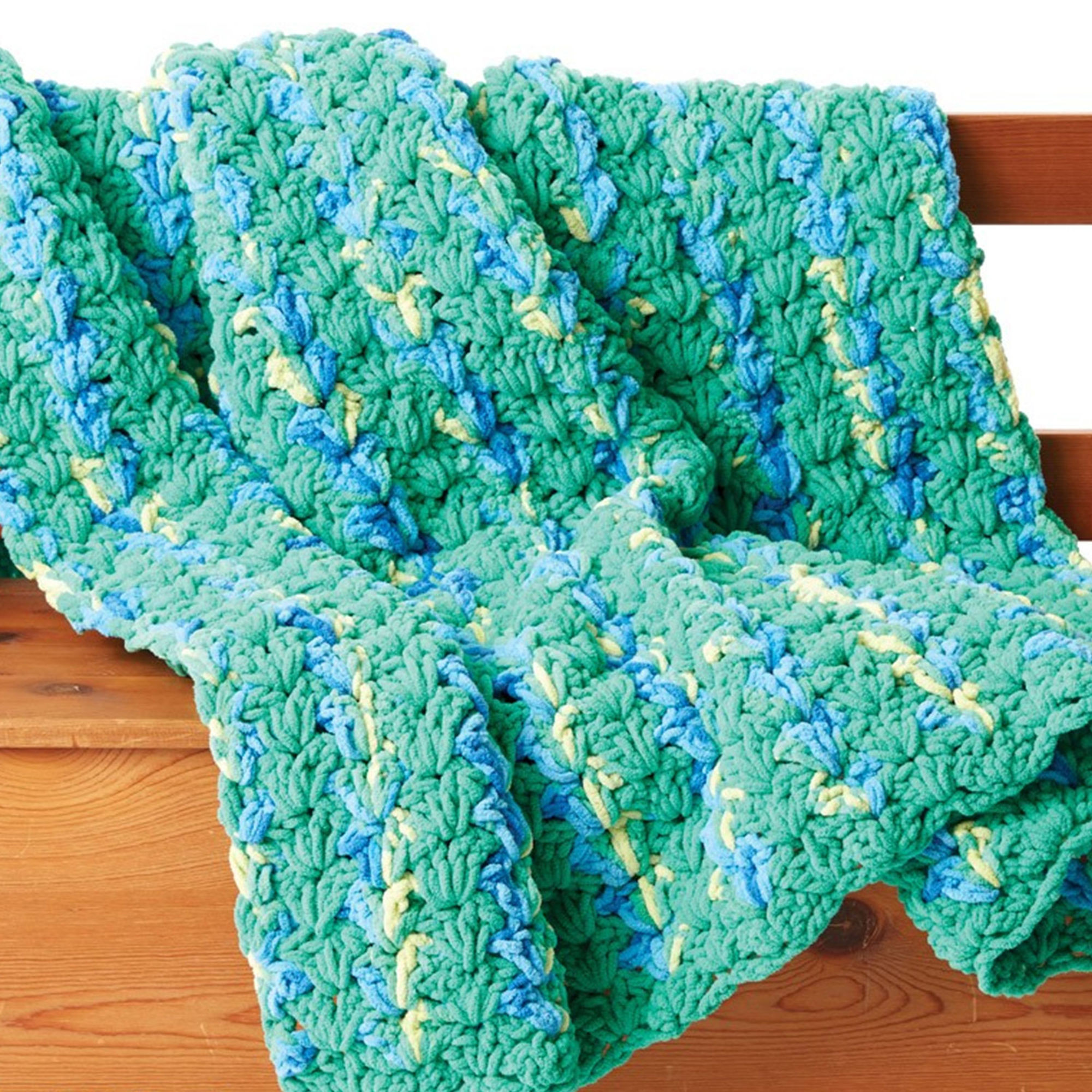 Bernat Crochet Blanket Inspirational Bernat Bright and Easy Crochet Blanket Of Incredible 49 Images Bernat Crochet Blanket