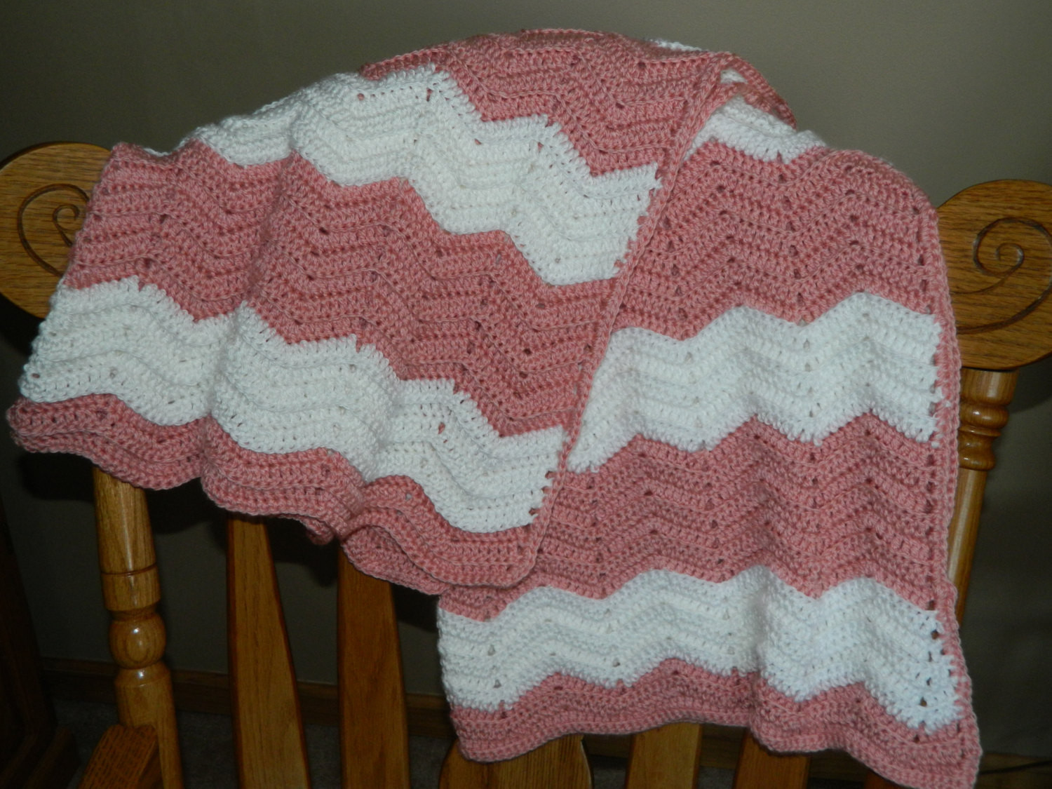 Bernat Crochet Blanket New New Hand Crochet Wavy Ripple Pastel Afghan Blanket Bernat Of Incredible 49 Images Bernat Crochet Blanket
