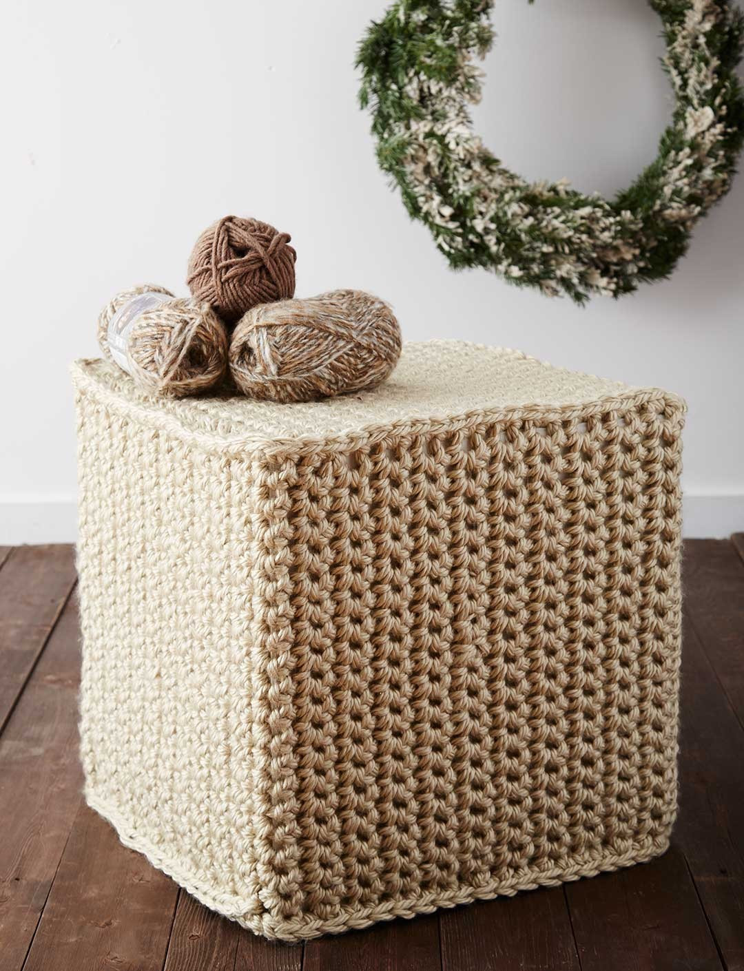Bernat Crochet Patterns Beautiful Bernat Mega Crochet Ottoman Crochet Pattern Of Awesome 45 Photos Bernat Crochet Patterns