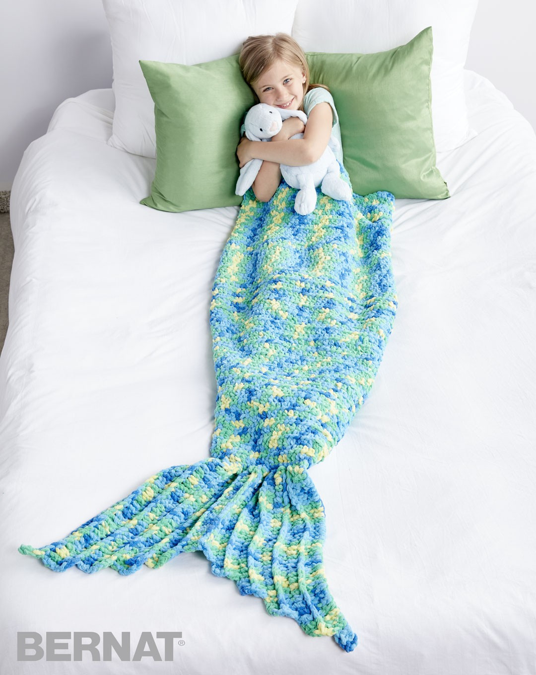 Bernat Crochet Patterns Beautiful Bernat My Mermaid Crochet Snuggle Sack Crochet Pattern Of Awesome 45 Photos Bernat Crochet Patterns
