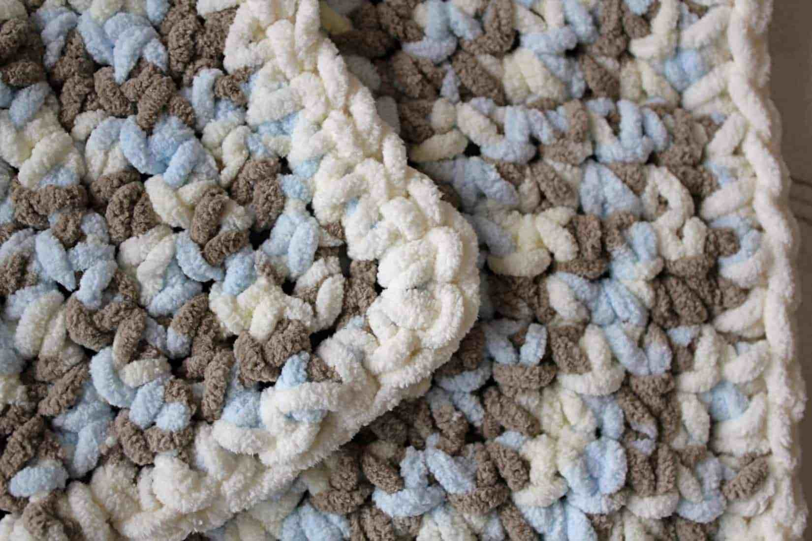 DIY Lux Crochet Baby Blanket Crave The Good