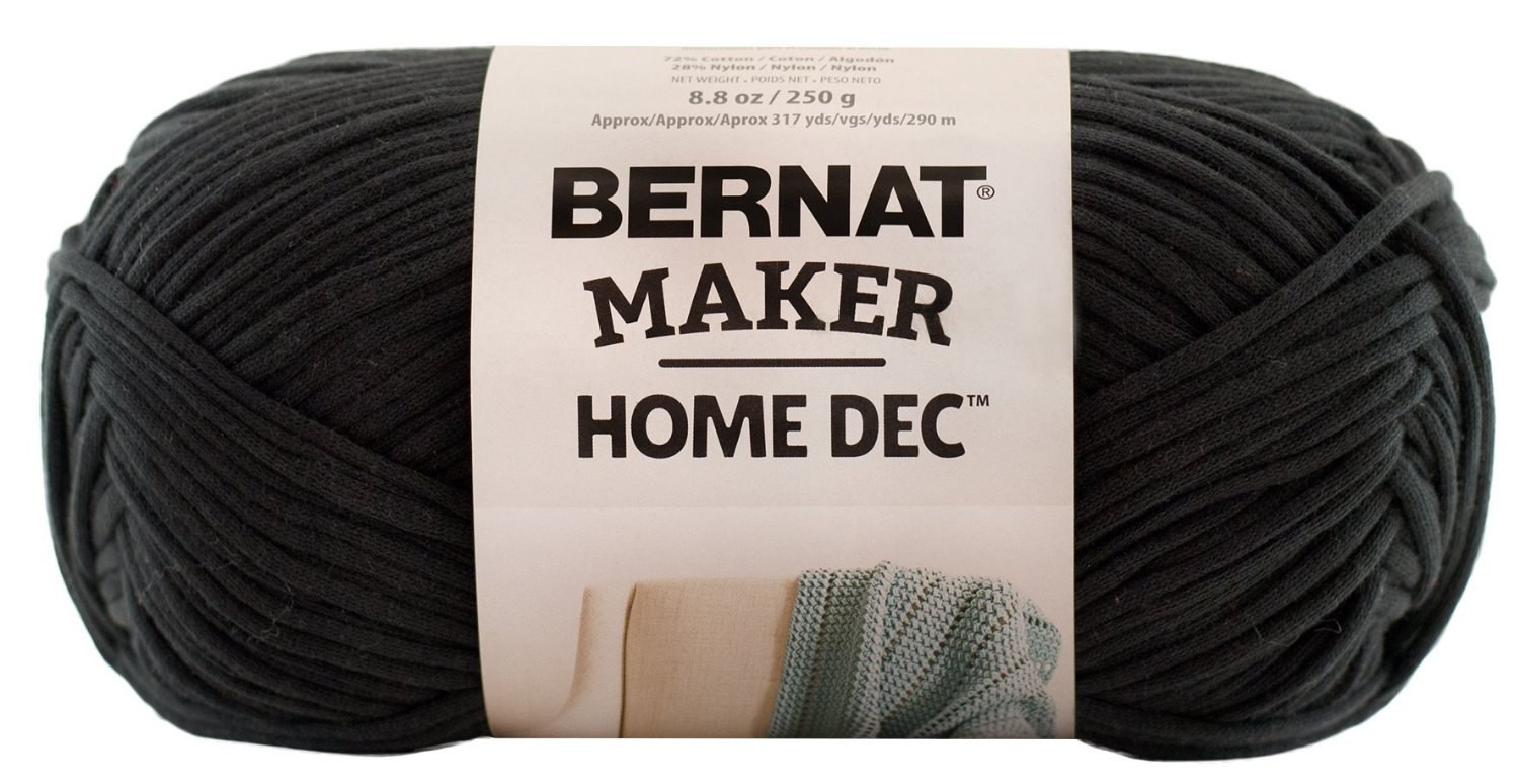 Bernat Maker Home Dec Yarn Fresh Bernat Maker Home Dec Yarn In Black Of Charming 45 Ideas Bernat Maker Home Dec Yarn
