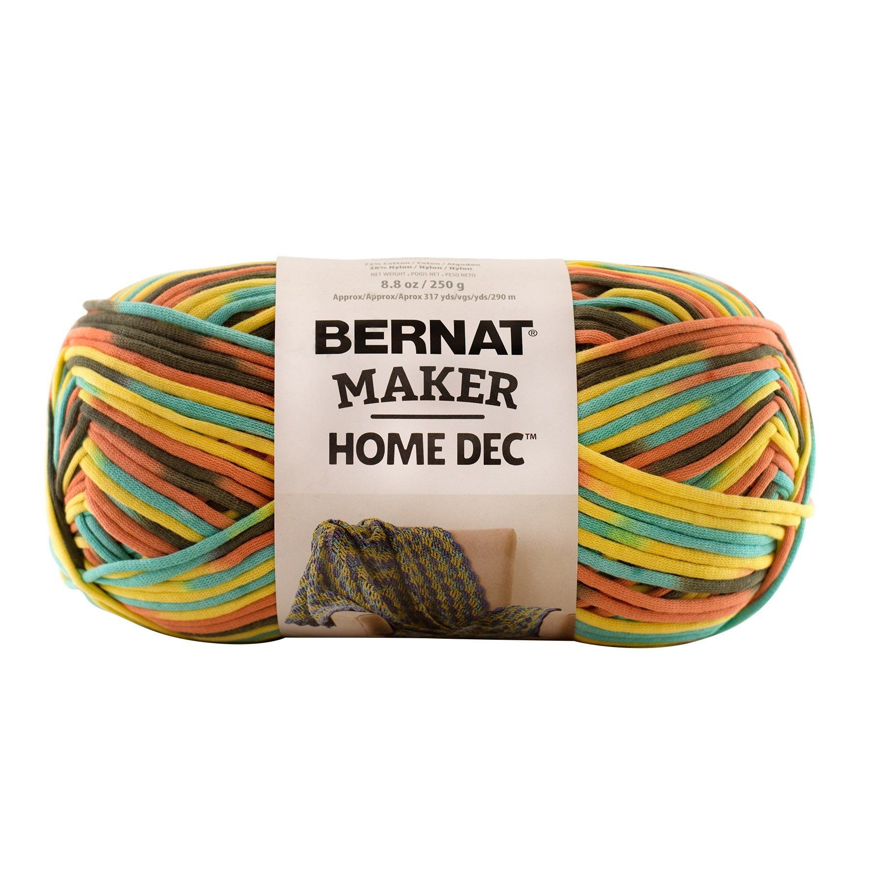 Bernat Maker Home Dec Yarn Inspirational Yarnspirations Of Charming 45 Ideas Bernat Maker Home Dec Yarn