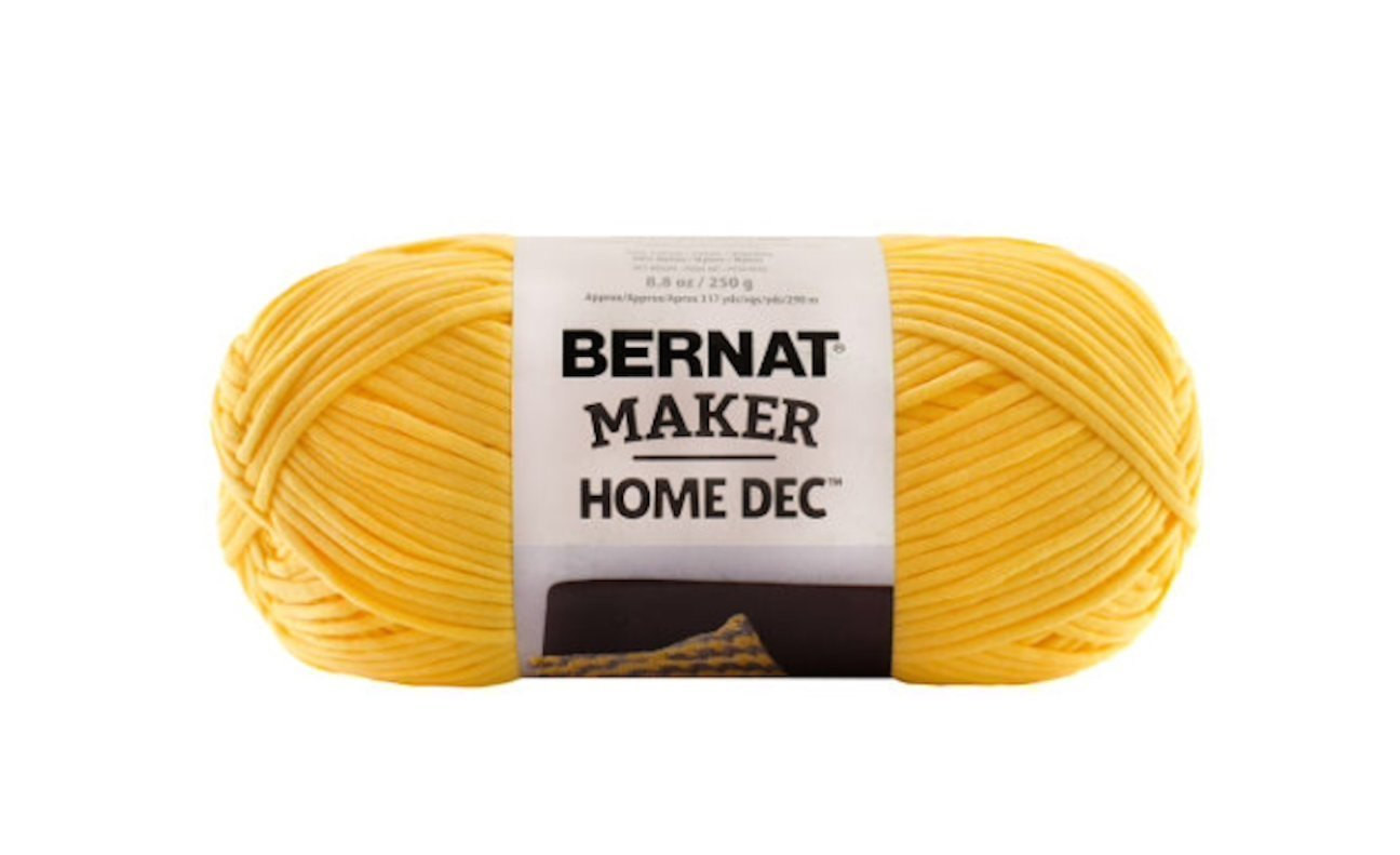 Bernat Maker Home Dec Yarn Lovely Bernat Maker Home Dec Yarn In Gold Of Charming 45 Ideas Bernat Maker Home Dec Yarn