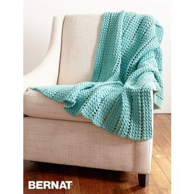 Bernat Maker Home Dec Yarn Lovely Eyelets and Textures Blanket Croceht Of Charming 45 Ideas Bernat Maker Home Dec Yarn