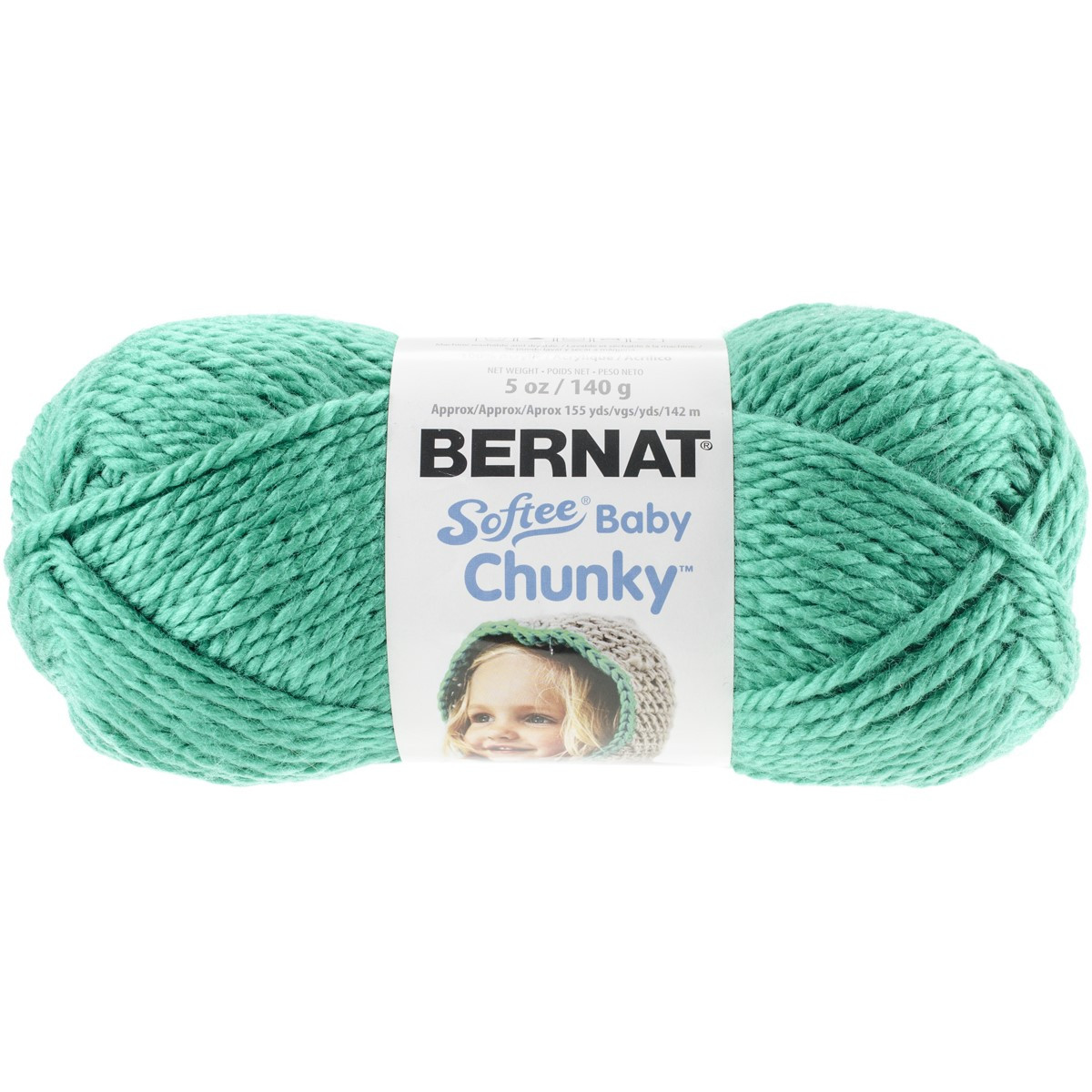 Softee Baby Chunky Yarn Dragon Green