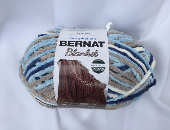 Bernat Super Bulky Yarn Best Of Cloudy Sky Bernat Blanket Yarn 220yds 10 5 Oz Skein Of Luxury 41 Ideas Bernat Super Bulky Yarn