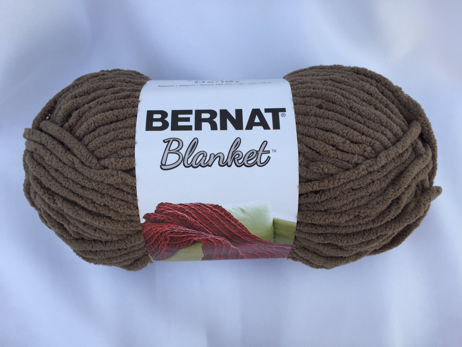 Bernat Super Bulky Yarn Inspirational Taupe Bernat Blanket Yarn 150g 5 3 Oz Super Bulky Of Luxury 41 Ideas Bernat Super Bulky Yarn