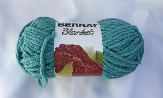 Bernat Super Bulky Yarn Luxury Light Teal Bernat Blanket 150g 5 3 Oz Super Bulky Of Luxury 41 Ideas Bernat Super Bulky Yarn