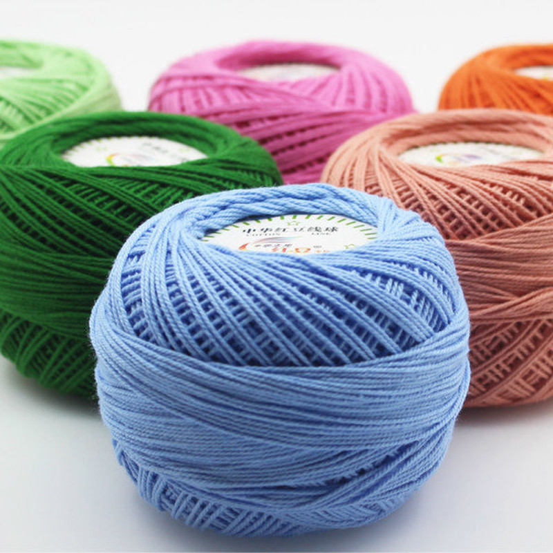 Best Cotton Yarn Awesome 50g Pcs Best Quality 3 Lace Yarn Crochet Yarn Hand Of Unique 44 Ideas Best Cotton Yarn
