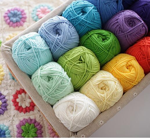 Best Cotton Yarn Fresh top Grade 5 Balls Lot 500g Natural Health soft Milk Cotton Of Unique 44 Ideas Best Cotton Yarn