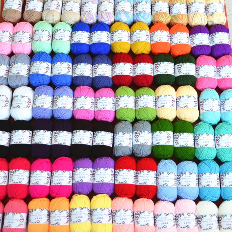 Best Cotton Yarn Inspirational Aliexpress Buy 5pcs Lot Milk Line Cotton Yarn Of Unique 44 Ideas Best Cotton Yarn