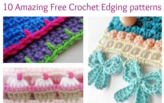 Best Of 10 Amazing Free Crochet Edging Patterns You Will Love Free Crochet Edging Patterns Of Perfect 47 Pics Free Crochet Edging Patterns