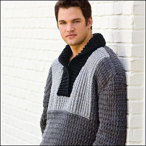 Best Of 10 Crochet Sweater Patterns for Men – Crochet Concupiscence Crochet Mens Sweater Of Attractive 49 Pictures Crochet Mens Sweater