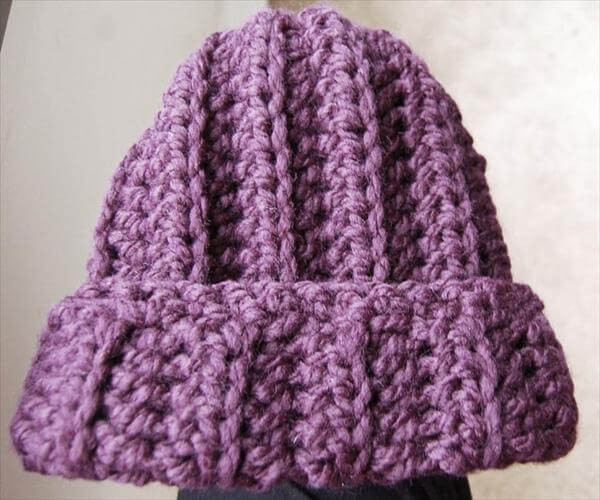 Best Of 10 Easy Crochet Hat Patterns for Beginners Simple Crochet Beanie Free Pattern Of Adorable 48 Images Simple Crochet Beanie Free Pattern