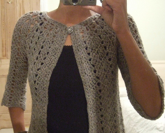 10 Fantastic and Free Crochet Cardigan Patterns to Make