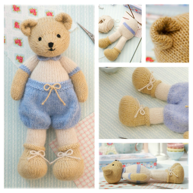 Best Of 10 Teddy Bear Knitting Patterns the Funky Stitch Knitted Teddy Bear Of Amazing 45 Ideas Knitted Teddy Bear