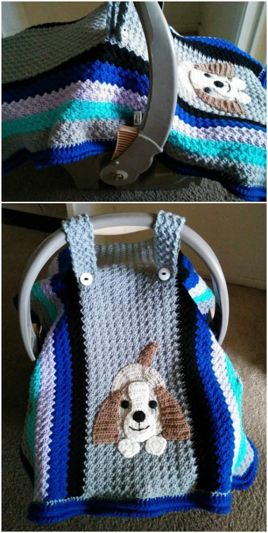 Best Of 100 Free Crochet Patterns that are Perfect for Beginners Crochet Car Seat Cover Of Gorgeous 44 Images Crochet Car Seat Cover