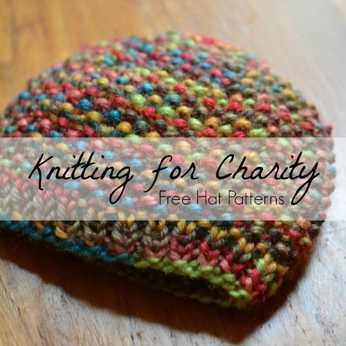 Best Of 1000 Ideas About Knitted Hat Patterns On Pinterest Knitting for Charity organizations Of Amazing 45 Ideas Knitting for Charity organizations