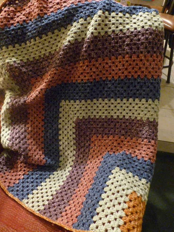 Best Of 1000 Images About Crochet Mitered Log Cabin On Pinterest Afghan Squares Of Perfect 50 Ideas Afghan Squares