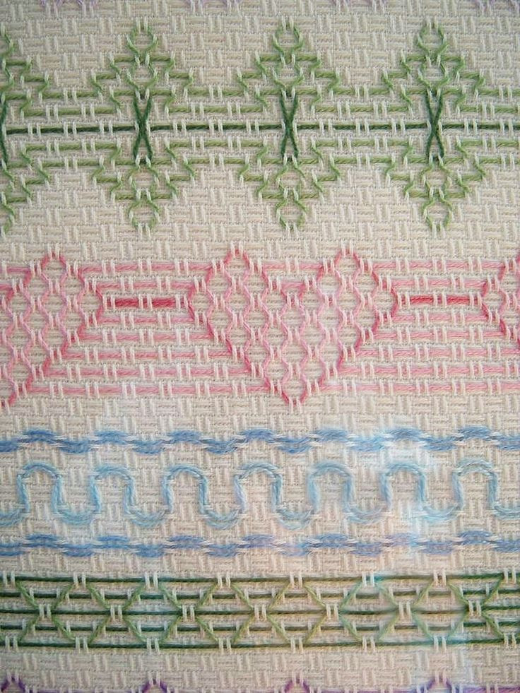 Best Of 1000 Images About Embroidery Swedish Weaving & Huck Weaving Stitches Of Wonderful 42 Images Weaving Stitches