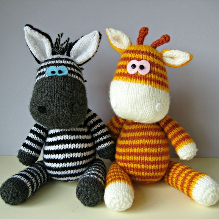 Best Of 1000 Images About Knitted toys and Doll Clothes On Knitted Animals Of Attractive 49 Pics Knitted Animals